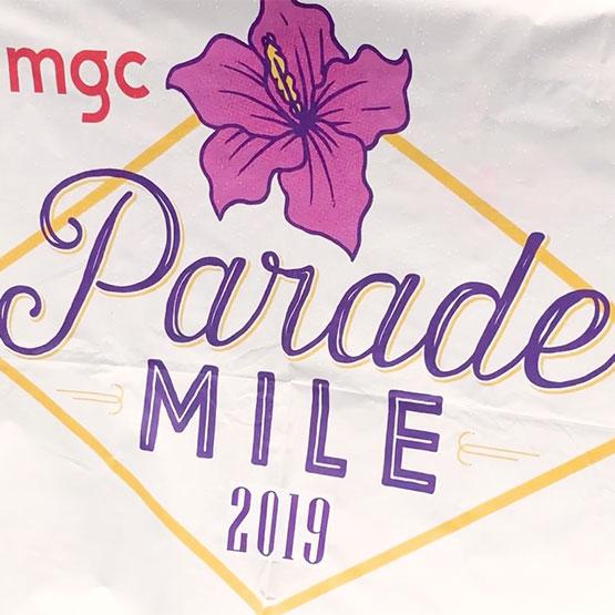 2019 MGC Parade Mile Video